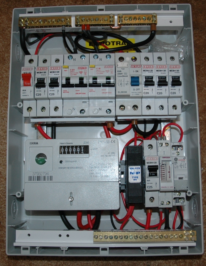 Fae Effc D D A E Electrical Work Electrical Projects furthermore Circuit Breaker Wiring Diagram additionally Switchboard furthermore F D A E Aa Fbbaf further Heat Pump Single Stage Thermostat Wiring Diagram. on residential electrical wiring diagrams